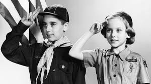 1940s-B&W_Boy-girl-scout-salute_2018