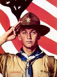 1950s_Boy-scout-salute-AmFlag_2018